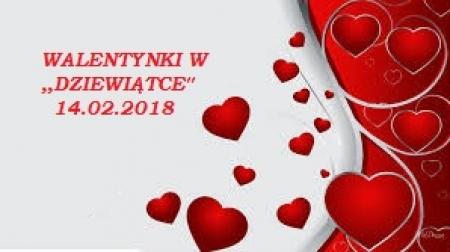 Walentynki: Biblioteczne, literackie walentynki/ Na słodko