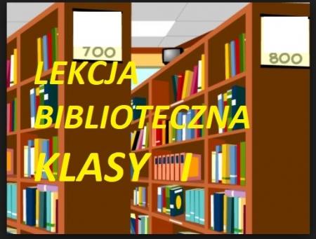 Pierwsze książki pierwszoklasistów z biblioteki szkolnej