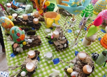 Kiermasz Wielkanocny u nas