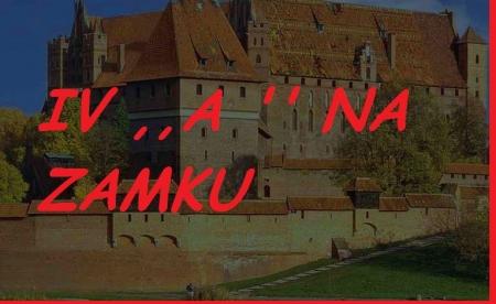 Gra edukacyjna IV a na zamku malborskim