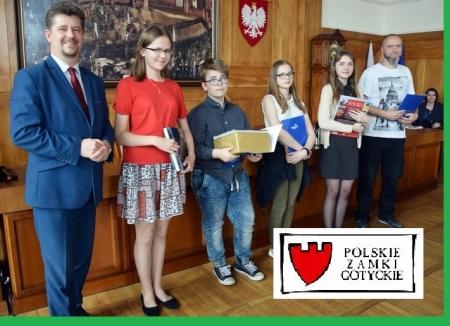 Wielki sukces Konrada Janusz i Andrzeja Dąbrowskiego w konkursie wiedzy o Zamka