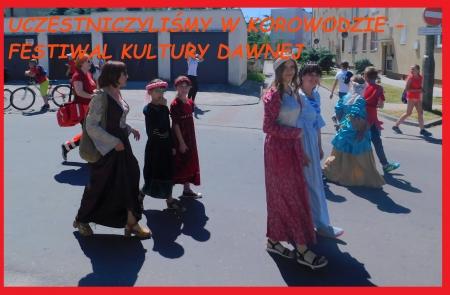 Byliśmy w korowodzie z królem Kazimierzem Jagiellończykiem