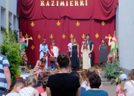 Nasz festyn rodzinny ,,Kazimierki''