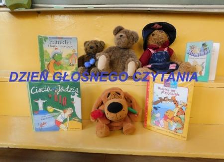 Ogólnopolski dzień głośnego czytania, nie tylko w bibliotece …