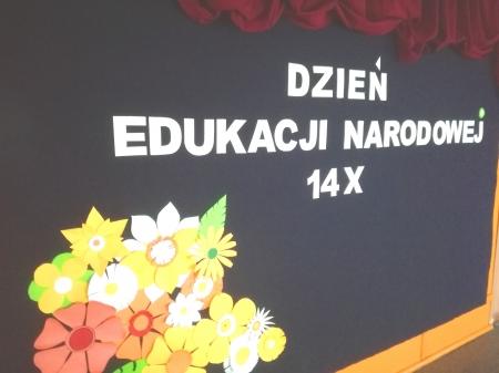 Radosny Dzień Edukacji Narodowej