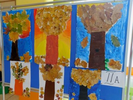 Zajęcia artystyczne w klasie II a