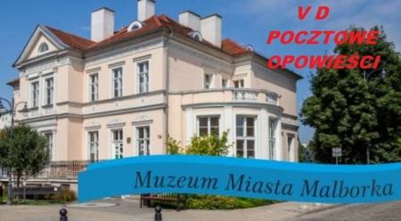 Zajęcia klasy V d w Muzeum Miasta Malborka pt. ,,Pocztowe opowieści na starej