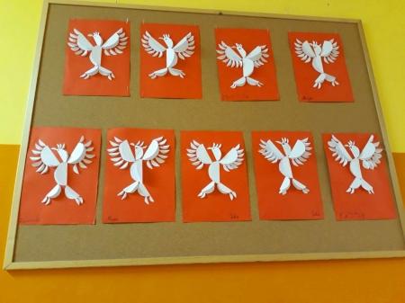 ,,Polsk mały''- poznawanie i wykonywanie symboli narodowych w świetlicy