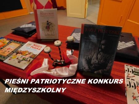 Międzyszkolny Konkurs Piosenki i Pieśni Patriotycznej