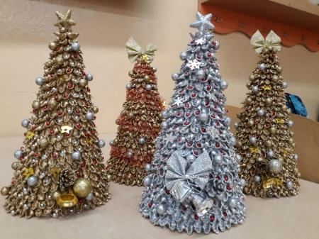 Niebawem kiermasz choineczek bożonarodzeniowych