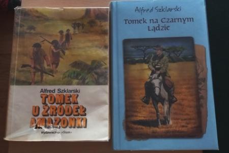 Czytanie zbliża,...czyli głośne czytanie przygód Tomka Wilimowskiego