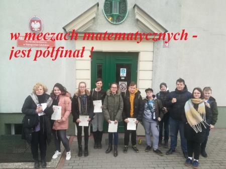 """Malborska """"dziewiątka"""" w półfinale wojewódzkim IV edycji Pomorskich Mecz"""