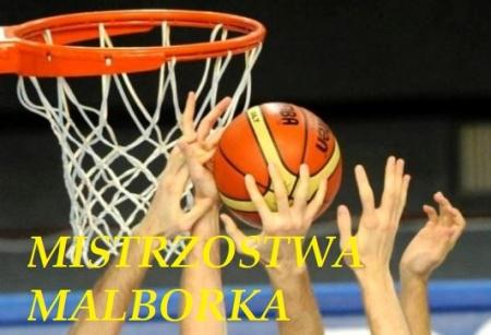 Mistrzostwa Malborka Szkół Podstawowych w koszykówce
