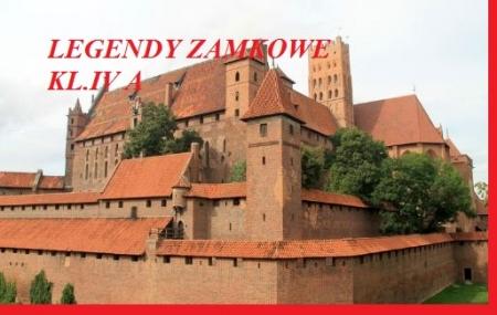 Legendy zamku malborskiego z kl. IV a ( lekcja muzealna )