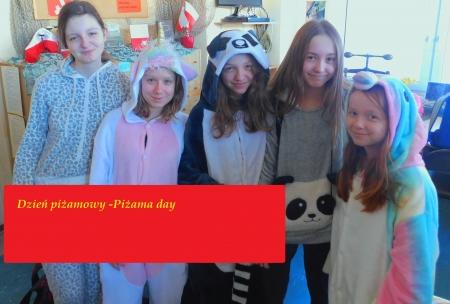 Piżama party u nas