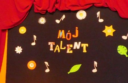 Szkolny konkurs ,,Mam Talent'' na Dzień Wiosny