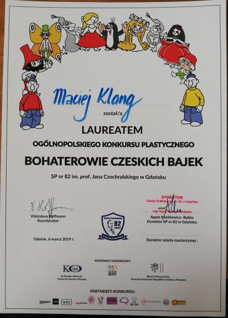Bohaterowie czeskich bajek – mamy laureata!
