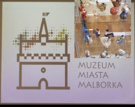 KL. Vc  na warsztatach w Muzeum Miasta Malborka