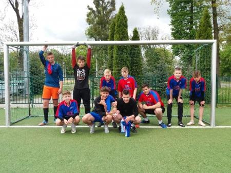 Mistrzostwa Malborka i Powiatu Szkół Podstawowych w Piłce Nożnej Chłopców