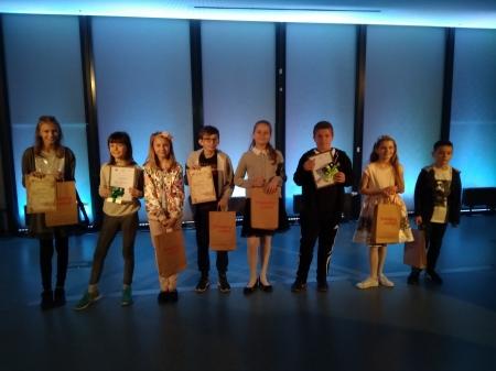 Nagrody w konkursie plastycznym