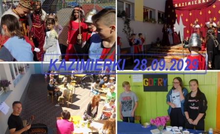 W najbliższą sobotę u nas -  Festyn ,,Kazimierki''