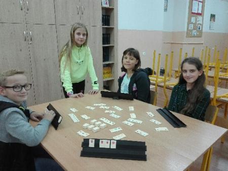 Zajęcia koła gier planszowych