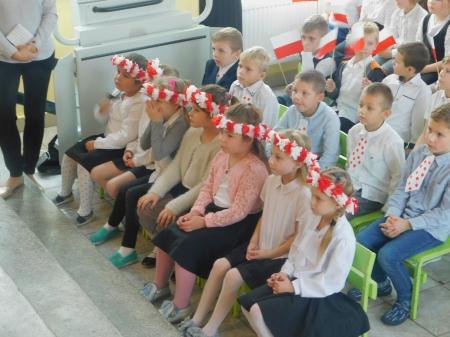 Przegląd Pieśni Patriotycznej klas 0-III