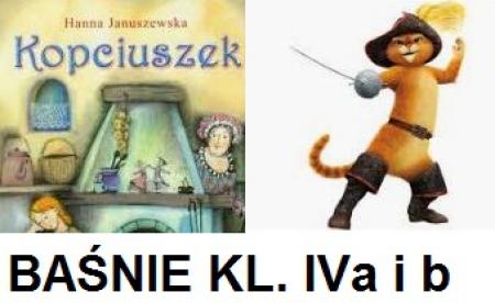 Baśniowe prace dzieci wykonane w domu – j. polski kl. IVa i IVb