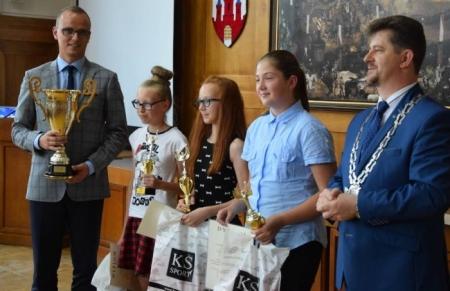 Nasi uczniowie wśród najlepszych w Malborku
