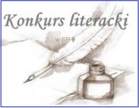 Laureaci szkolnego konkursu literackiego klas IV-VIII