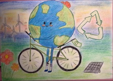 Obchody Światowego Dnia Ziemi w ,,dziewiątce''